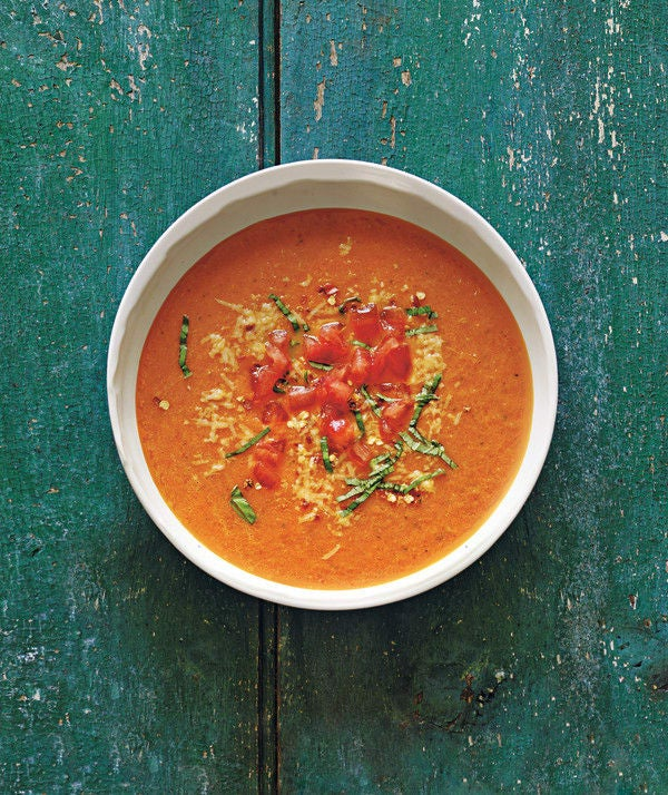 Photo de/du Soupe de tomates par WW