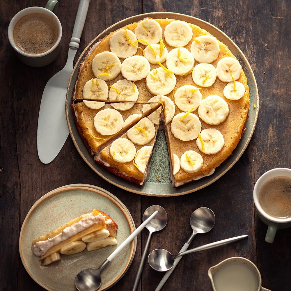 Photo de/du Gâteau de banane par WW