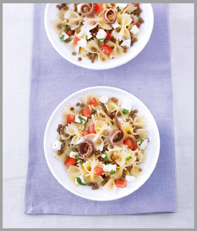 Photo de/du Salade méditerranéenne complète par WW