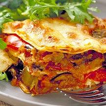 Photo de/du Lasagne aux légumes rôtis par WW