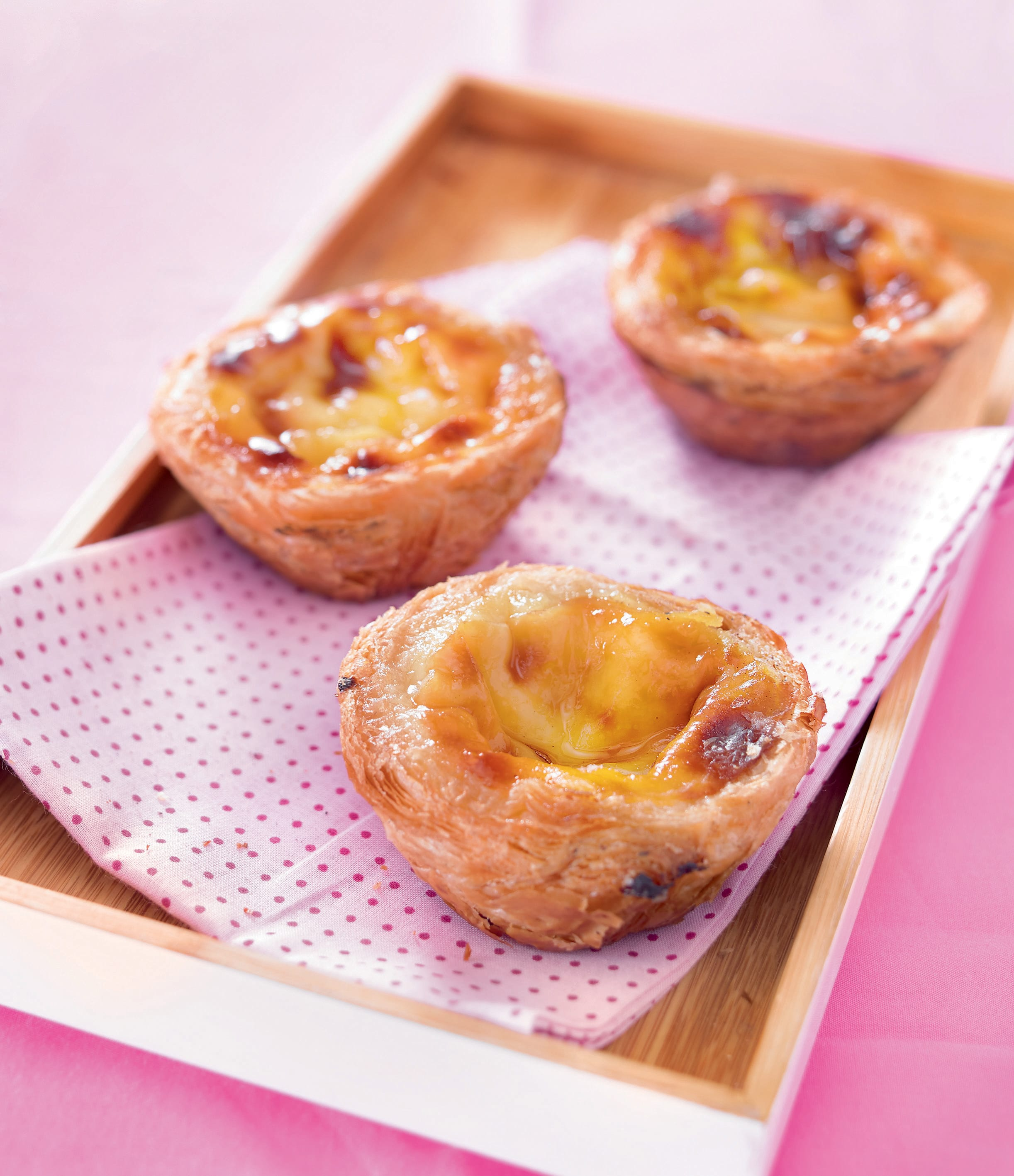 Photo de/du Pasteis de nata par WW