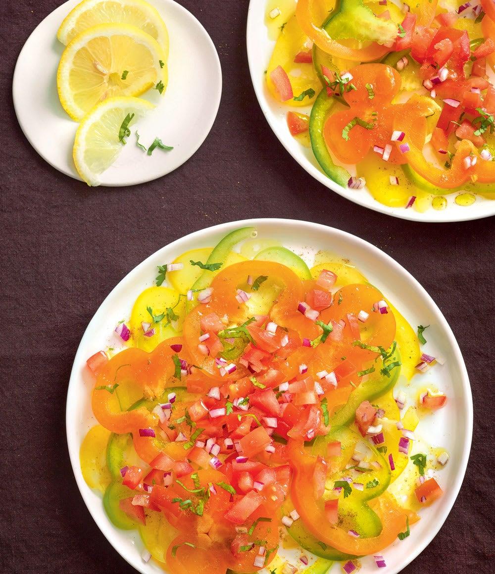 Photo de/du Salade marocaine par WW