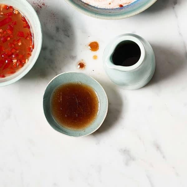 Photo de/du Sauce soja au gingembre par WW