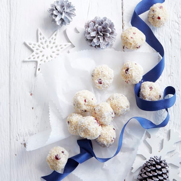 Photo de/du Boule de neige de Noël à la coco par WW