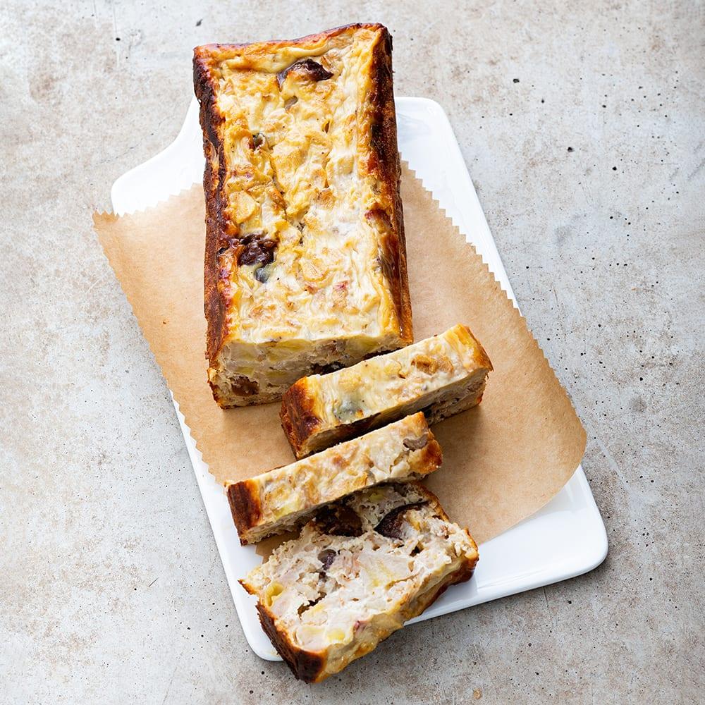 Photo de/du Breadcake banane et pruneaux par WW