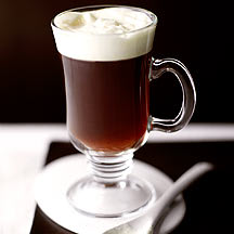 Photo de/du Irish coffee par WW