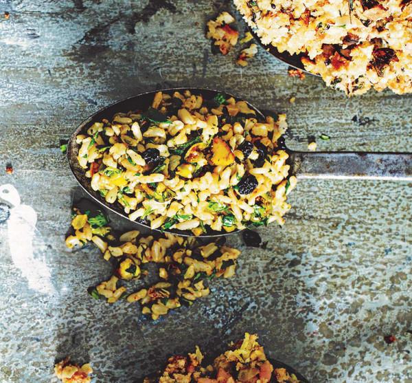 Photo de/du Farce au riz et noix par WW