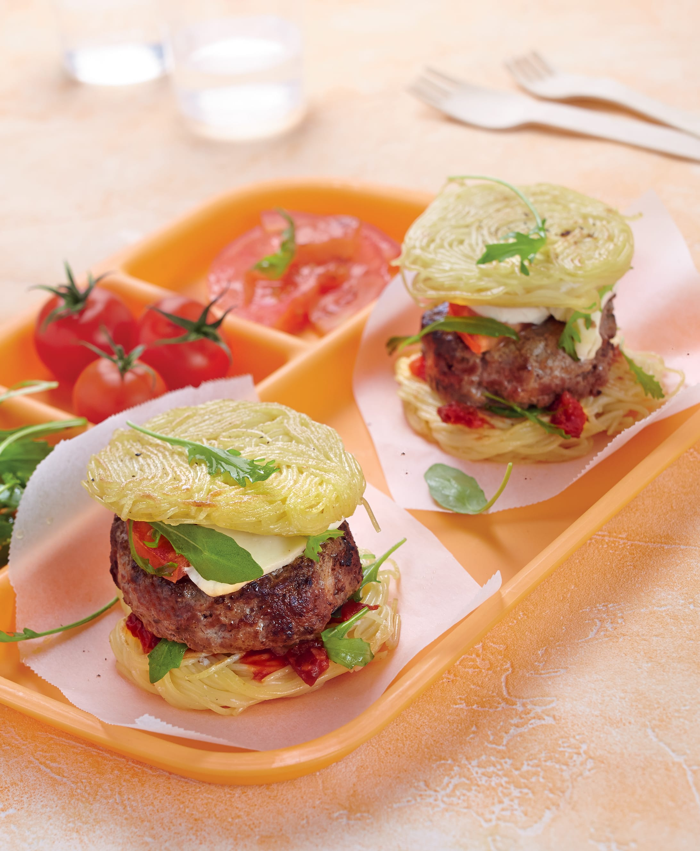 Photo de/du Pasta-burger par WW