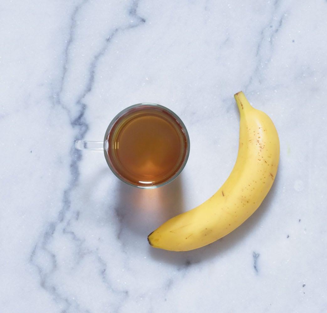 Photo de/du Banane et Thé par WW