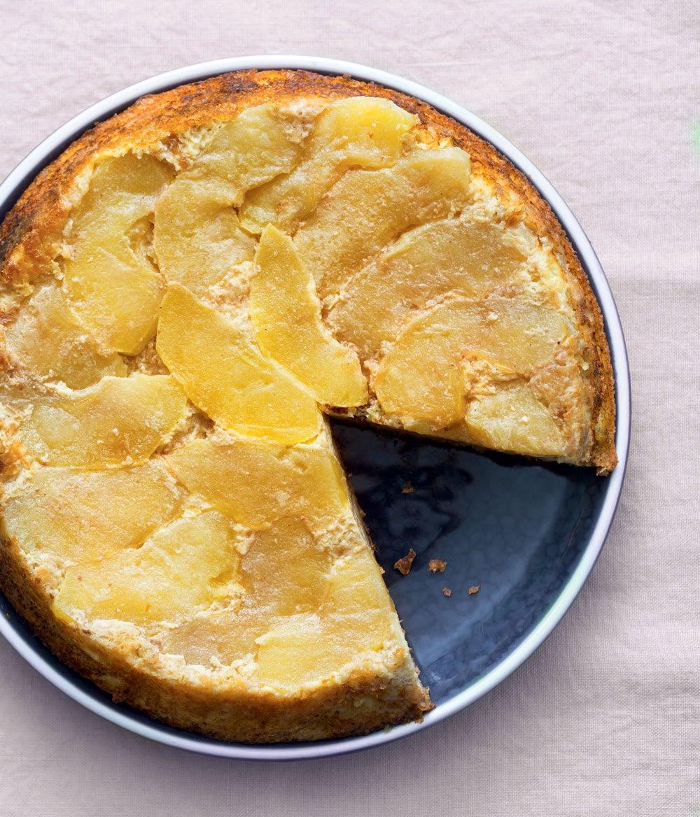 """Photo de/du Pain perdu façon """"tarte aux pommes"""" par WW"""