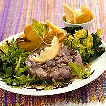 Photo de/du Assiette de thon rouge mariné par WW