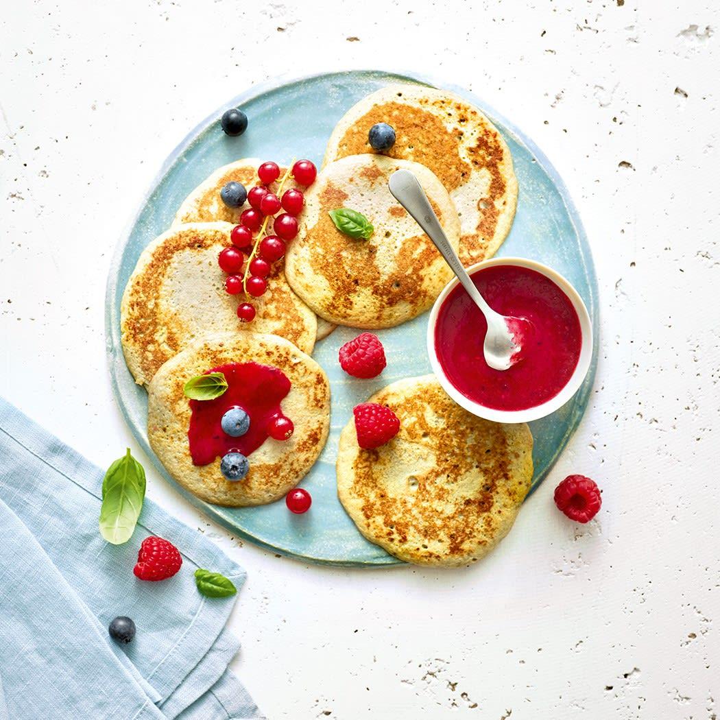 Photo de/du Pancakes de banane par WW