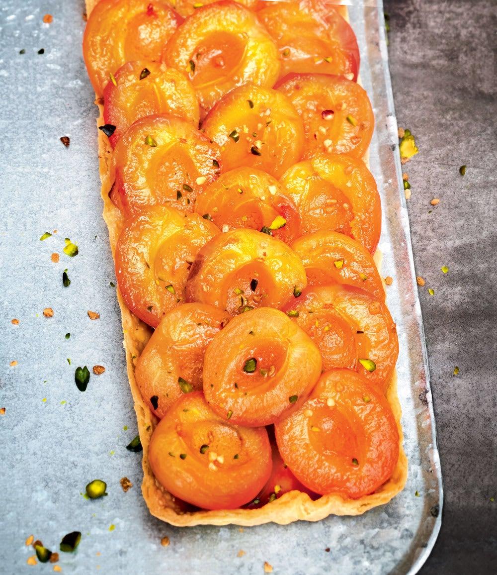 Photo de/du Tarte à l'abricot par WW