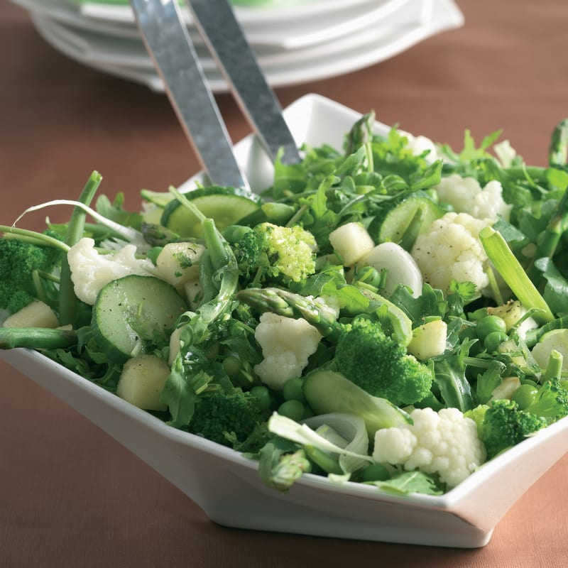 Photo de/du Salade de légumes craquants par WW