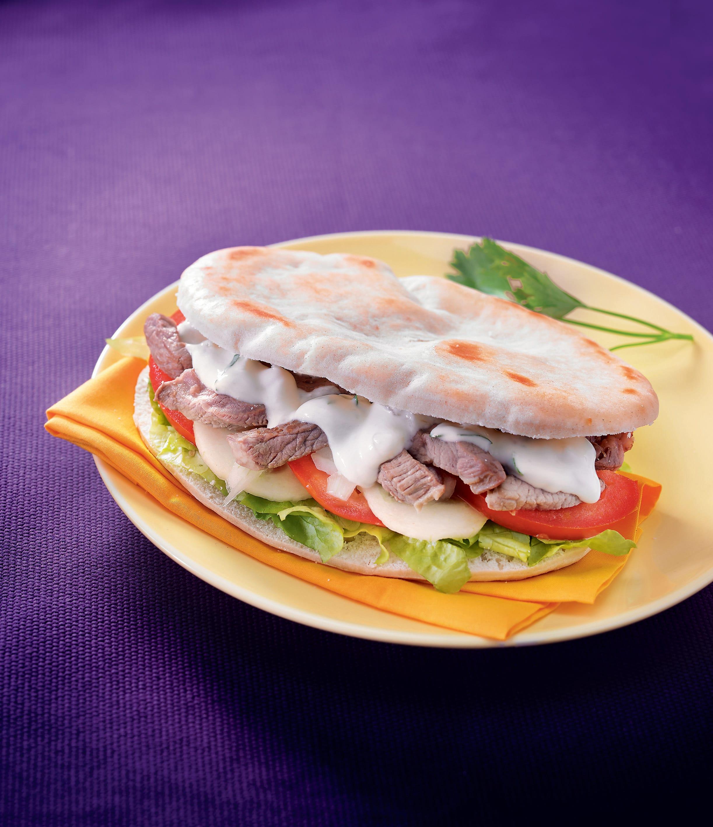 Photo de/du Kebab par WW