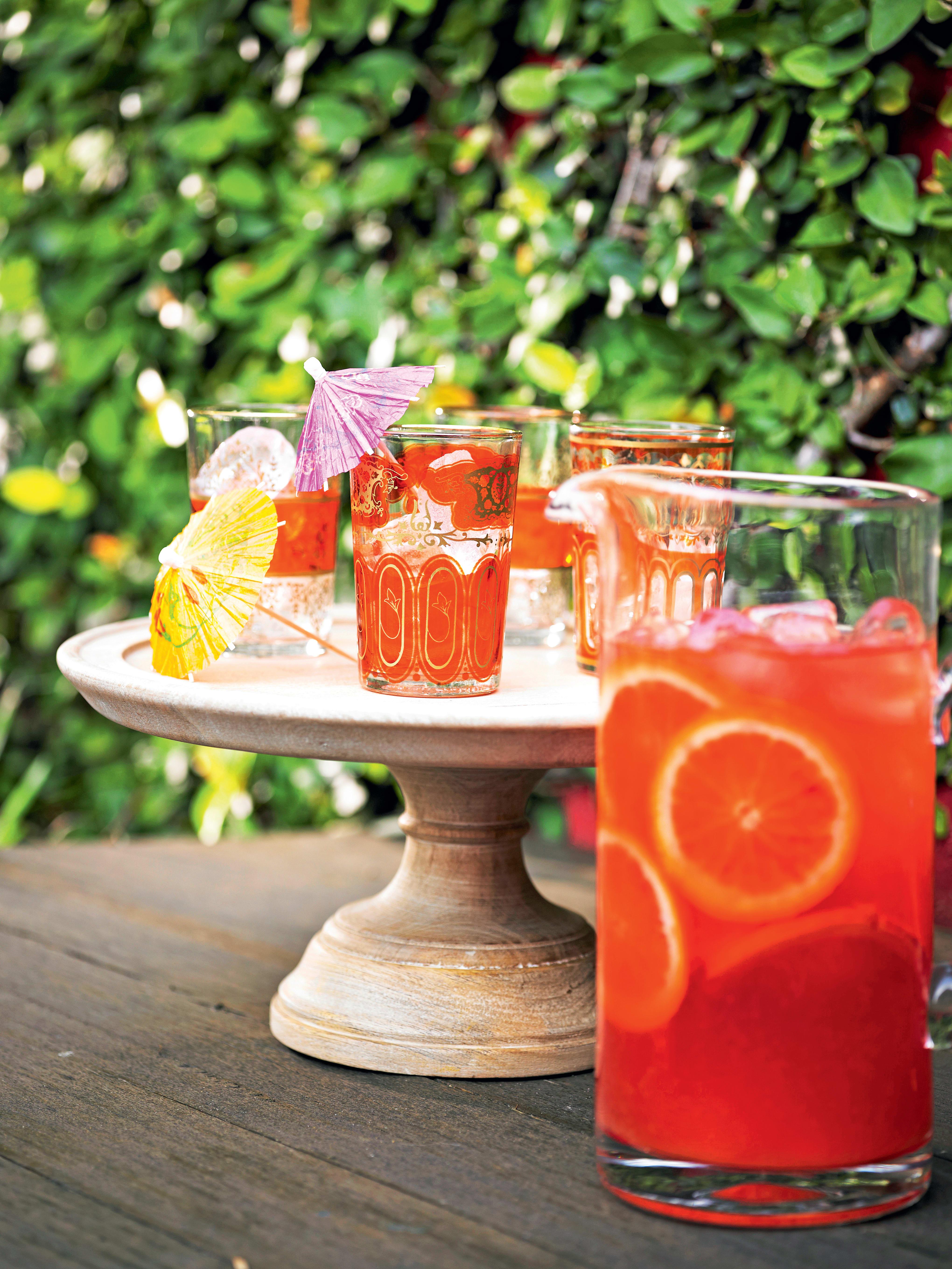 Photo de/du Mocktail à l'orange sanguine par WW