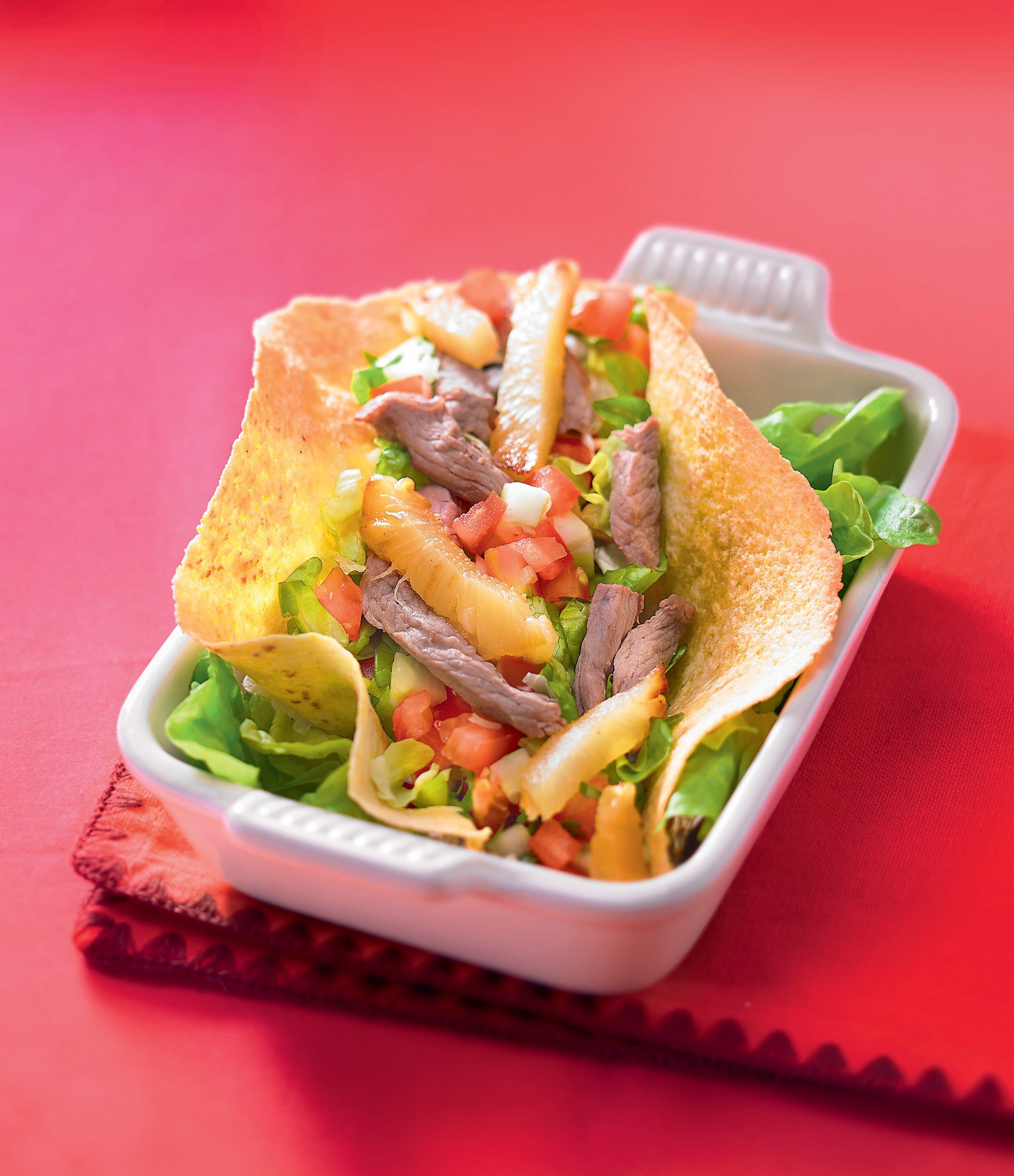 Photo de/du Tacos al pastor par WW