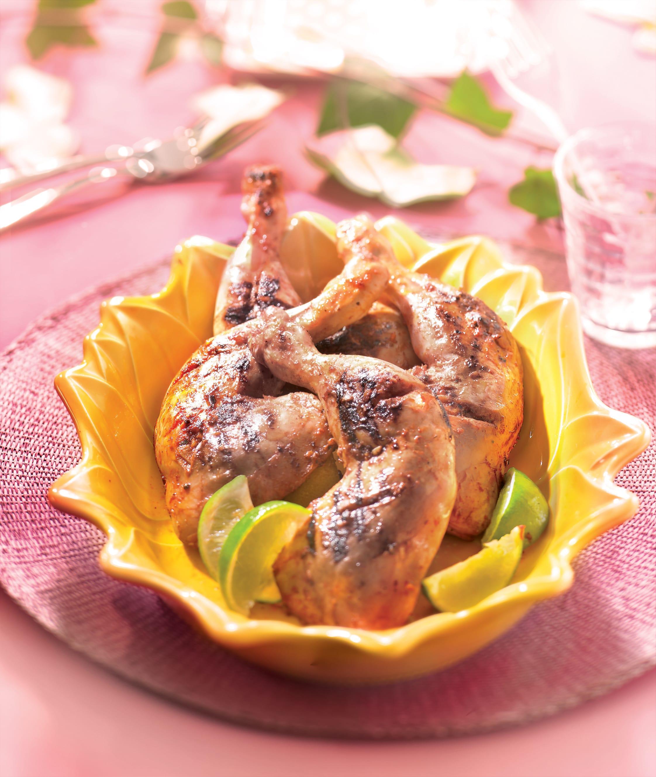 Photo de/du Cuisse de poulet à la Mexicaine par WW