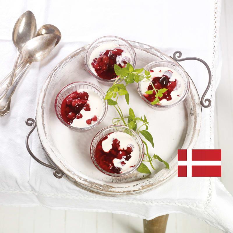 Photo de/du Gruaux rouges danois par WW