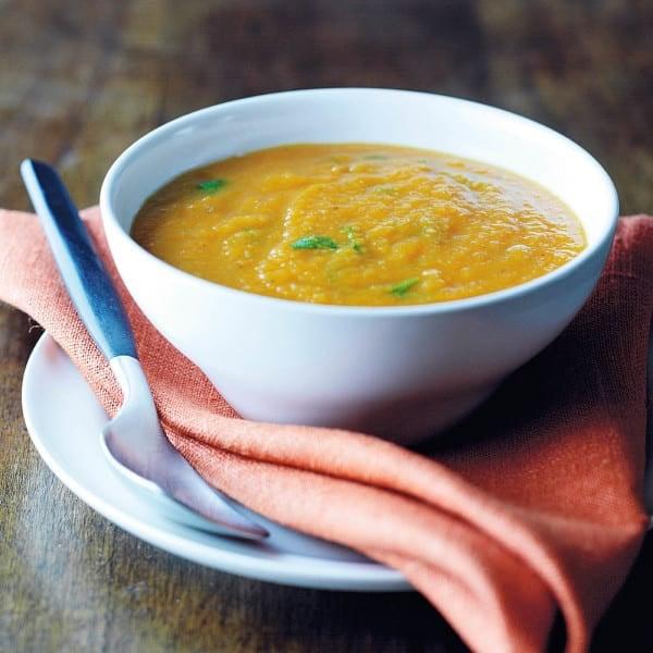Photo de/du Soupe de carotte et coriandre par WW