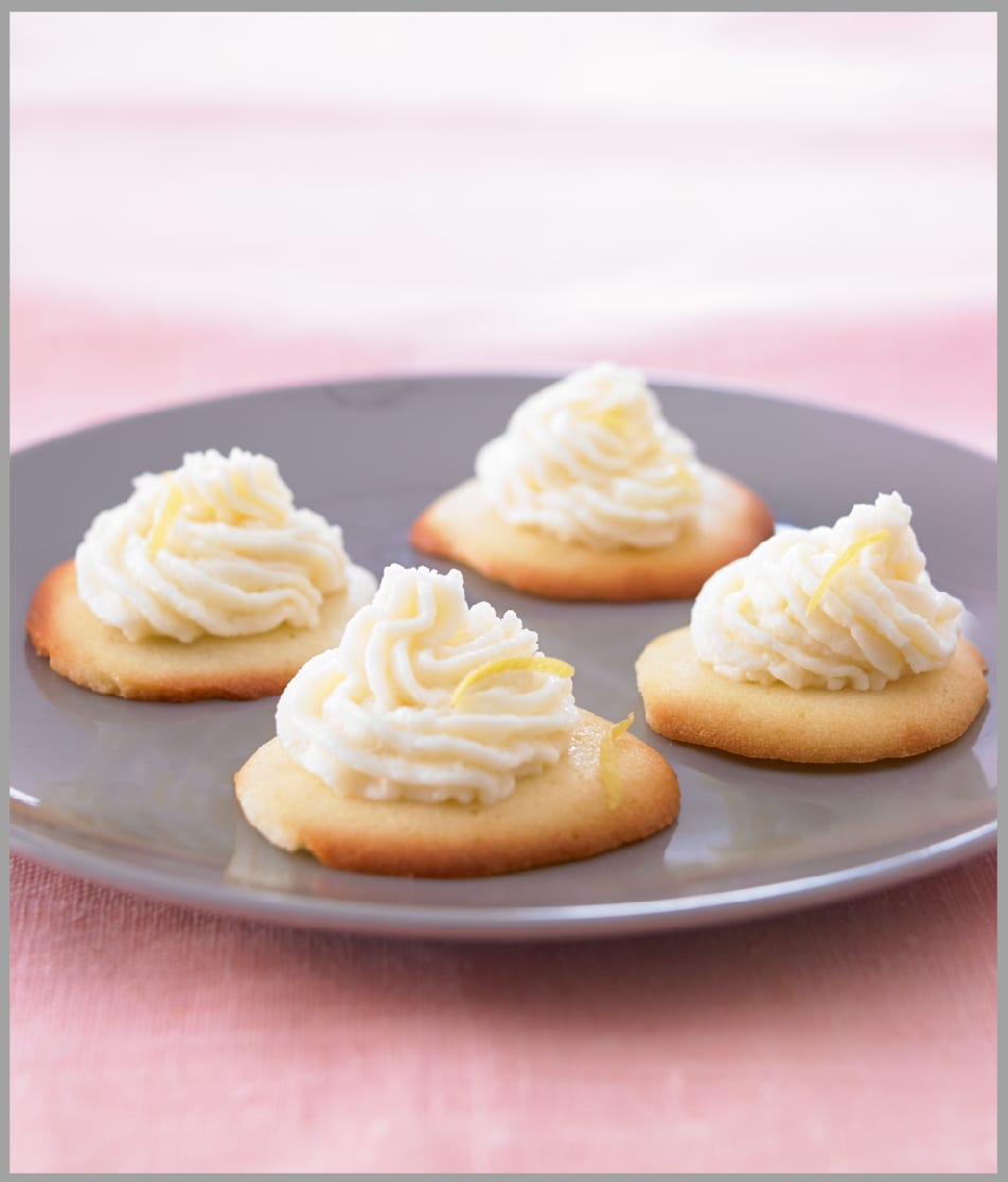 Photo de/du Mini-tartelettes à la guimauve et au citron par WW