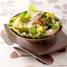 Photo de/du Salade au poulet et à la mangue par WW