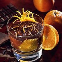 Photo de/du Entremets au chocolat et à l'orange par WW
