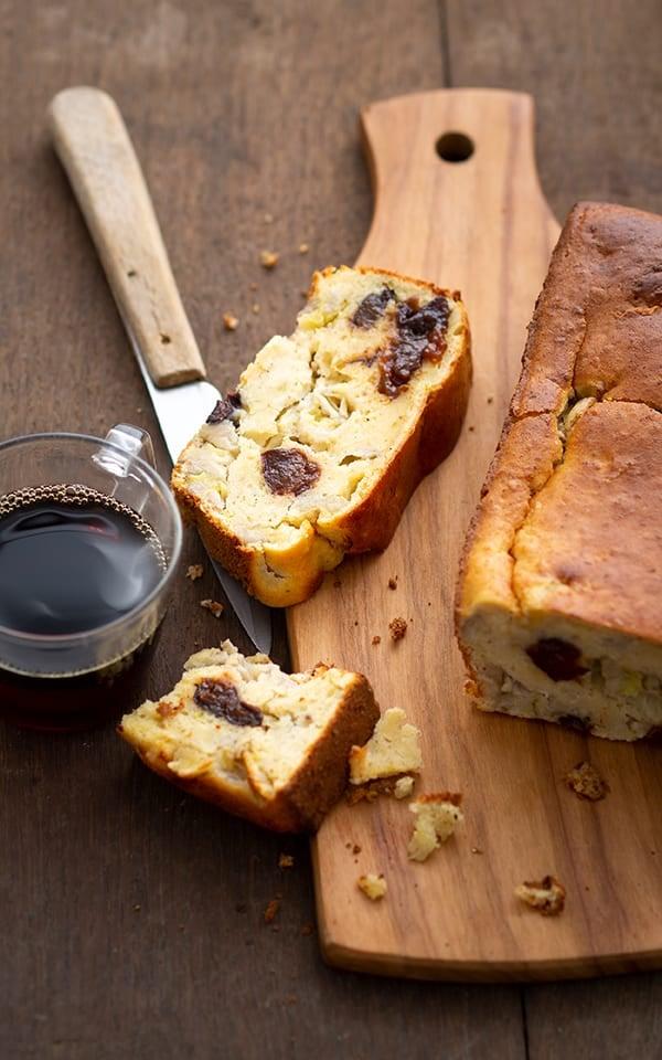 Photo de/du Cake aux pruneaux par WW