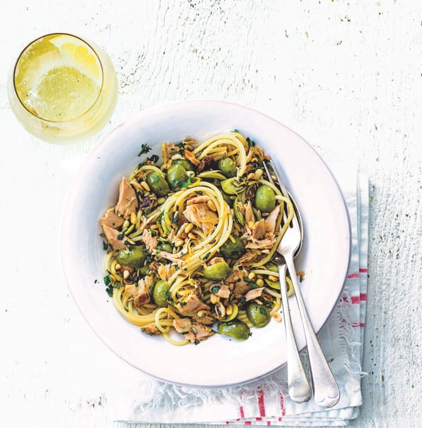 Photo de/du Spaghetti à la sicilienne par WW