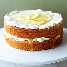 Photo de/du Gâteau anglais à la crème de citron par WW