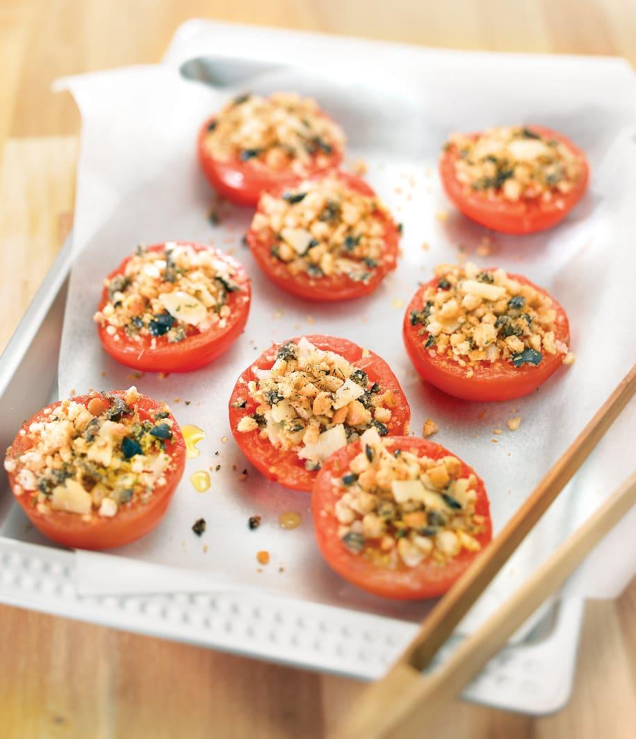 Photo de/du Tomates grillées croustillantes par WW