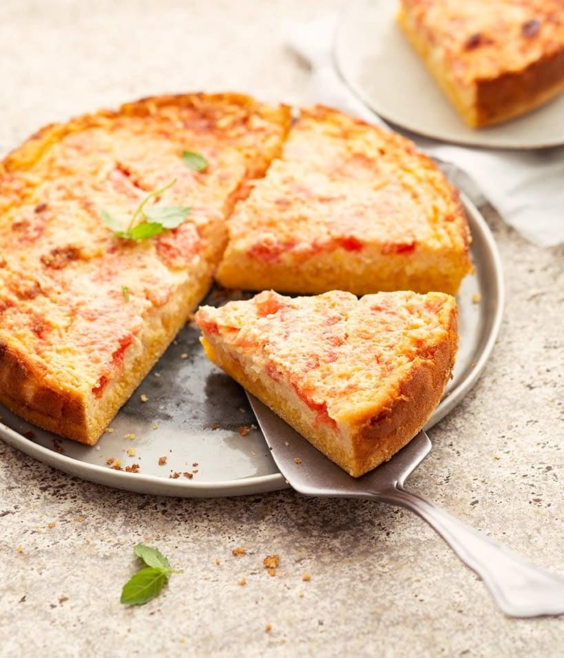Photo de/du Gâteau de polenta au pomelo par WW