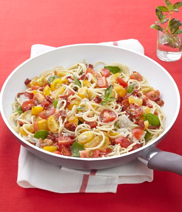 Photo de/du One pan pasta par WW
