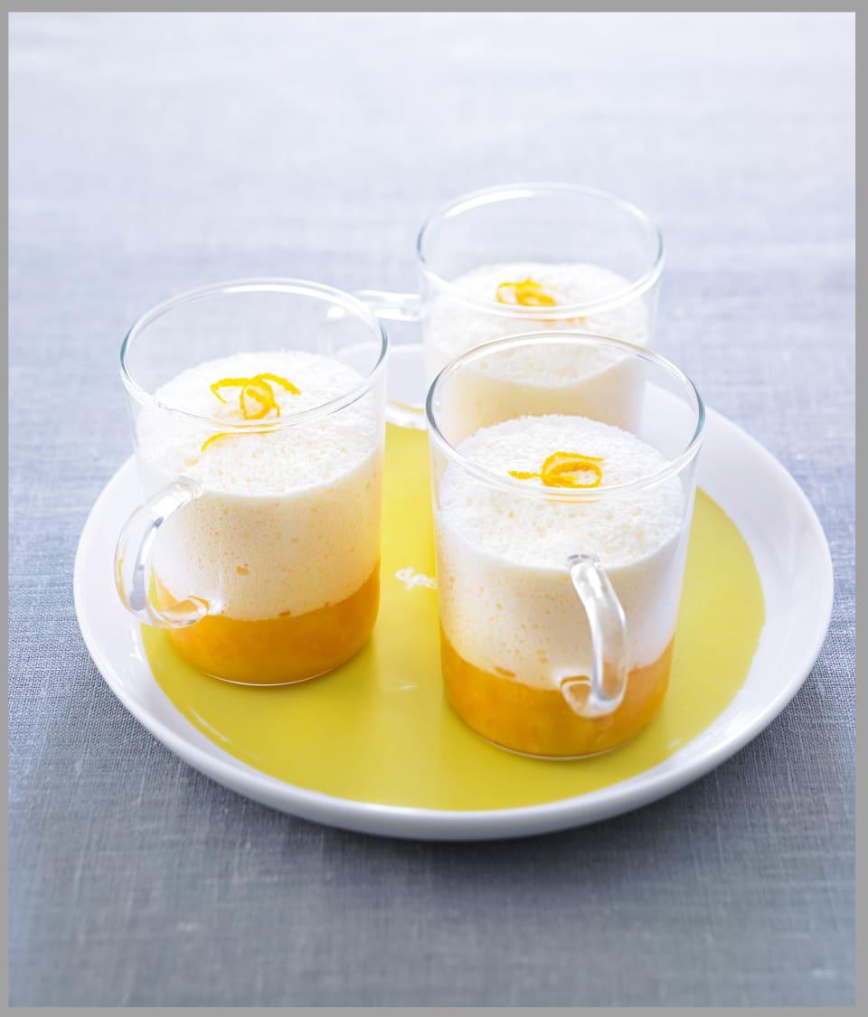 Photo de/du Mousse à l'orange et marmelade par WW