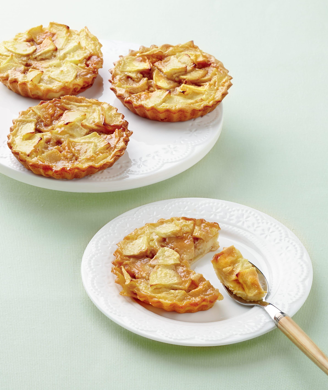 Photo de/du Quiches sans pâte aux pommes et au caramel par WW