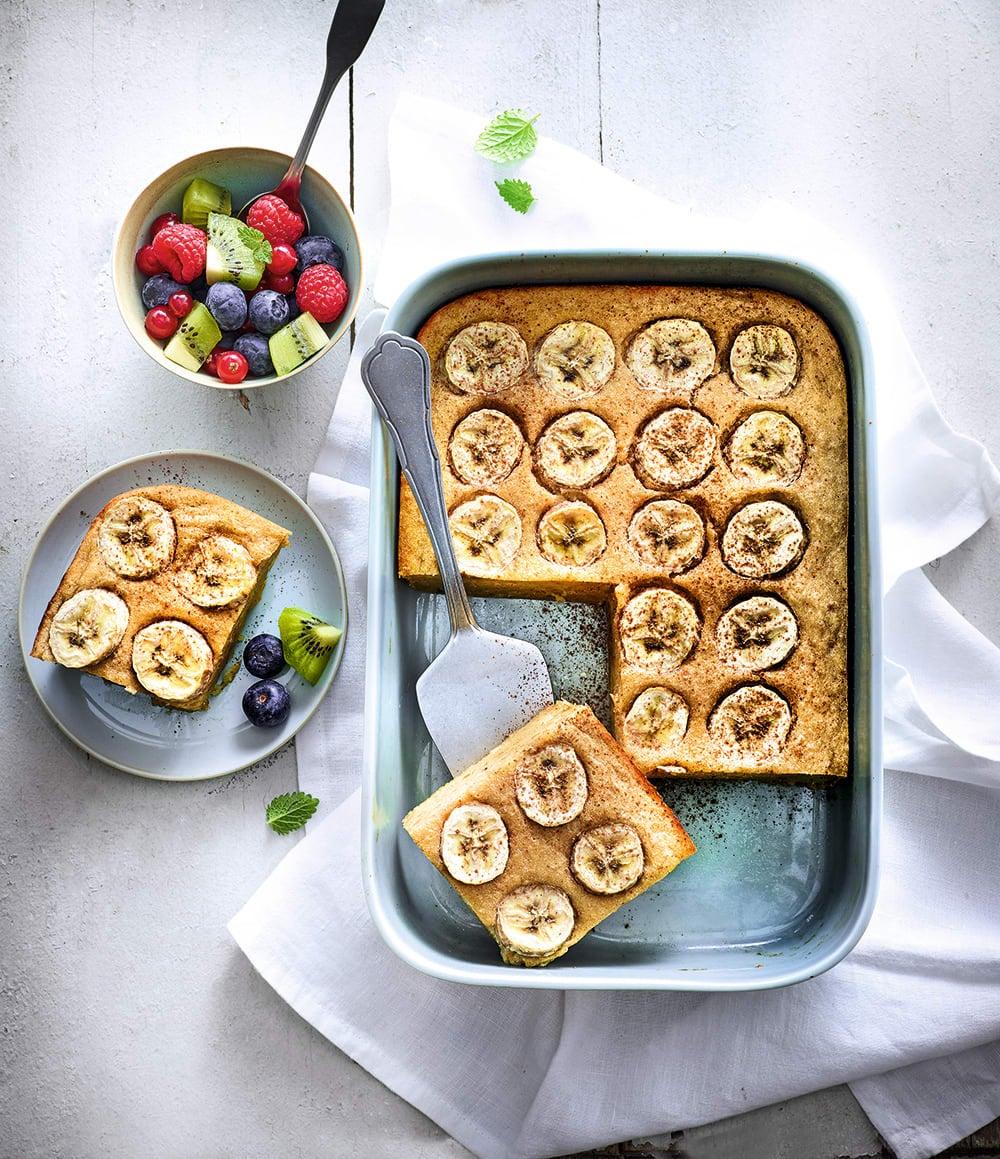 Photo de/du Pudding à la banane par WW