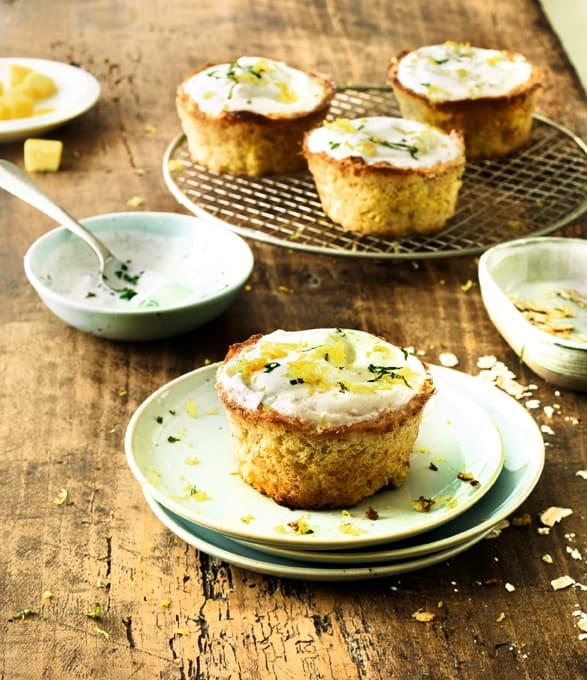 Photo de/du Cupcakes aux céréales et à la mangue par WW