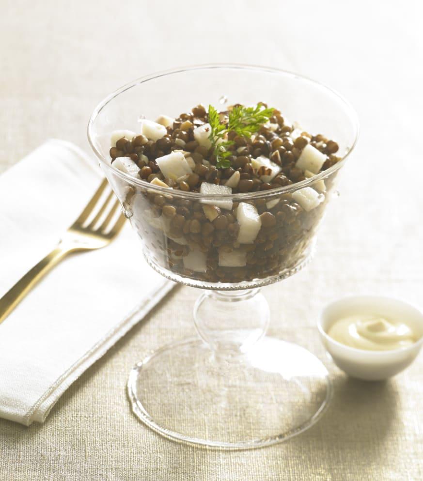 Photo de/du Salade de lentilles par WW