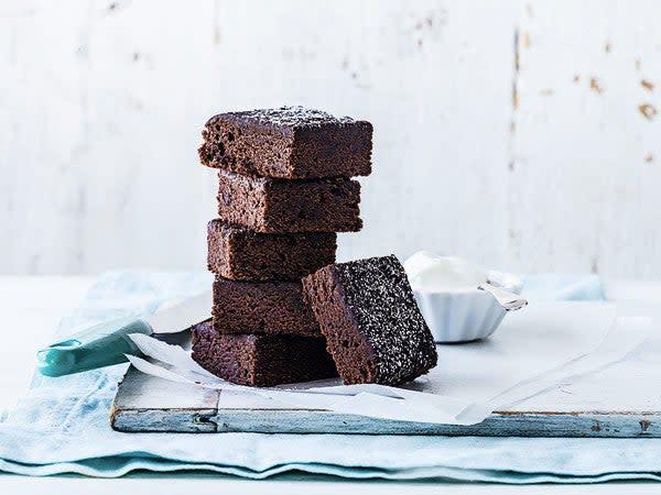 Photo de/du Brownies à la courge butternut par WW