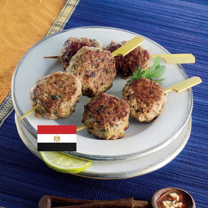 Photo de/du Kebab d'agneau par WW