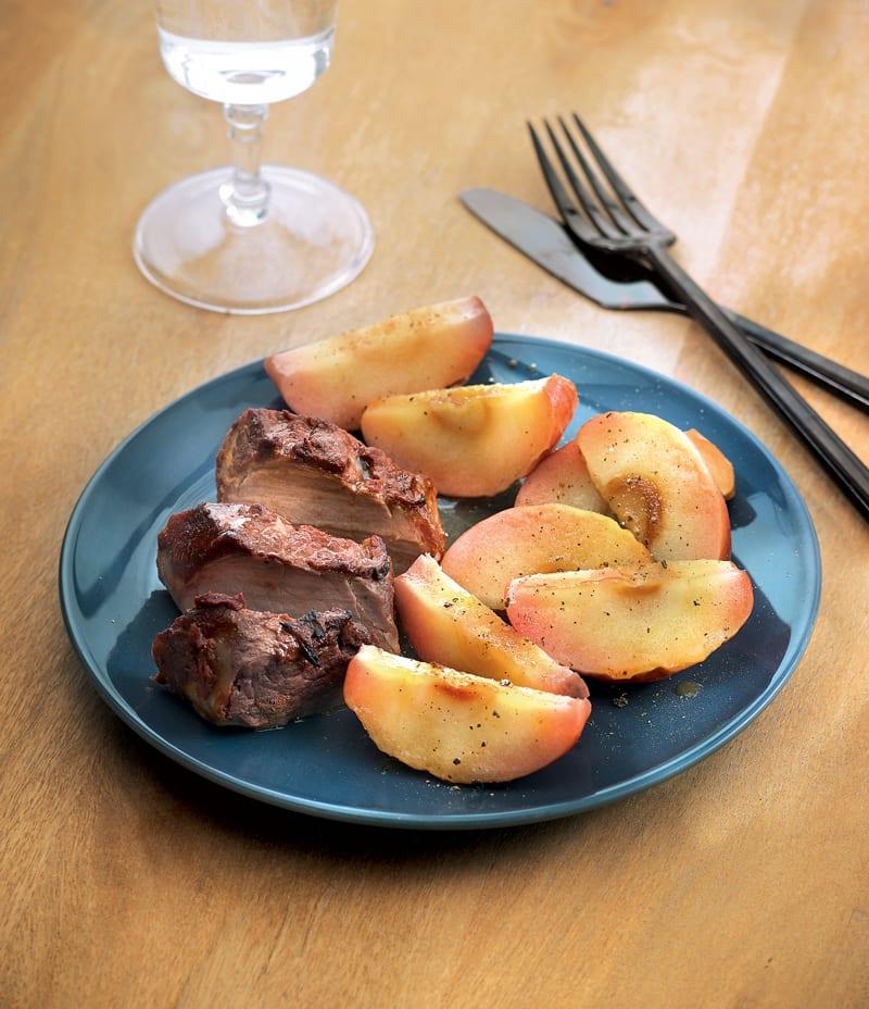 Photo de/du Filet mignon en croûte aux pommes par WW