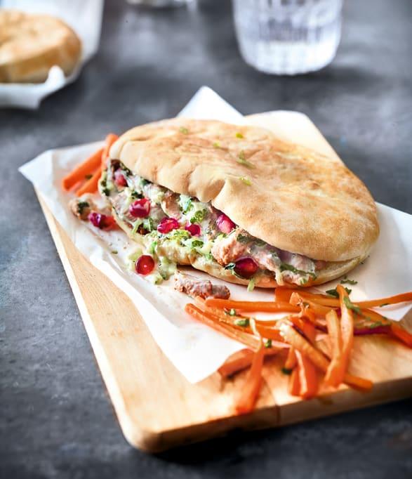 Photo de/du Kebab d'agneau menthe-cumin par WW