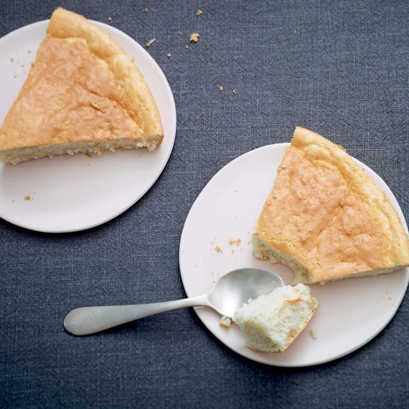 Photo de/du Gâteau léger aux blancs d'œuf par WW