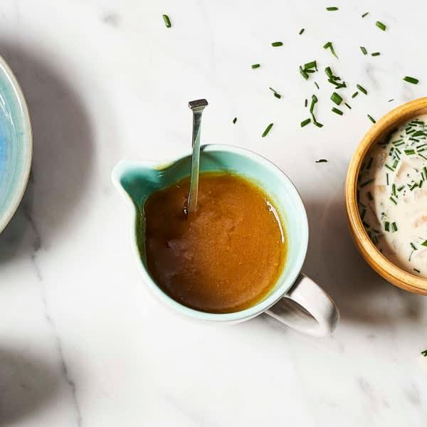 Photo de/du Sauce au miel et à la moutarde par WW