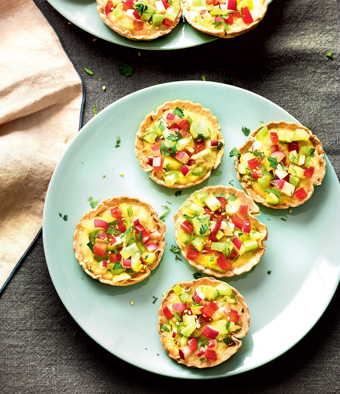 Photo de/du Mini-bols de tortilla  par WW