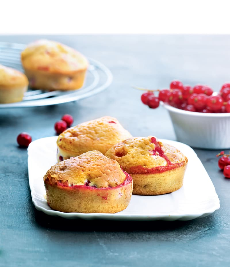 Photo de/du Muffins aux groseilles par WW