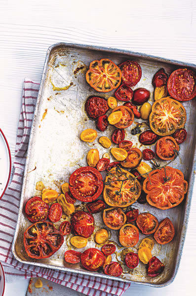 Photo de/du Tomates rôties par WW