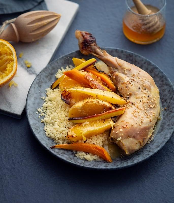 Photo de/du Cuisses de Poulet miel-orange par WW