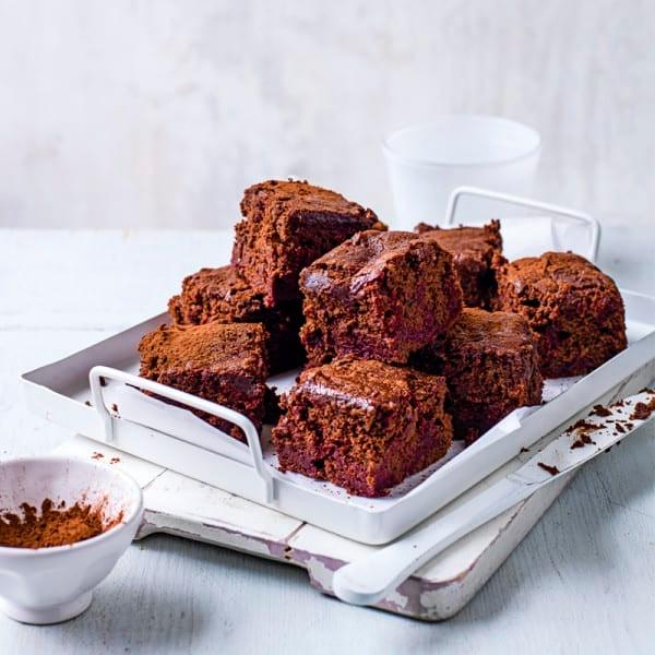 Photo de/du Brownies de betterave par WW