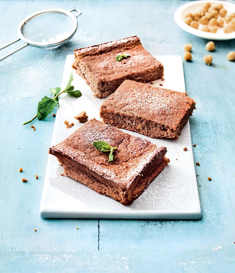 Photo de/du Gâteau  choco-chiche par WW